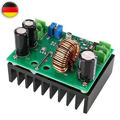 600W DC12-60V to 12-80V Boost Converter Step-up Wandler Module car Power Supply