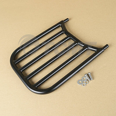 Rear Backrest Sissy Bar Luggage Rack For Indian Chieftain 14-18 Dark Horse 16-18