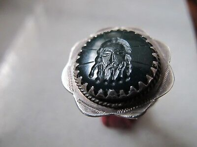 Antique Byzantine Pre Georgian Medieval Ancient Silver ring