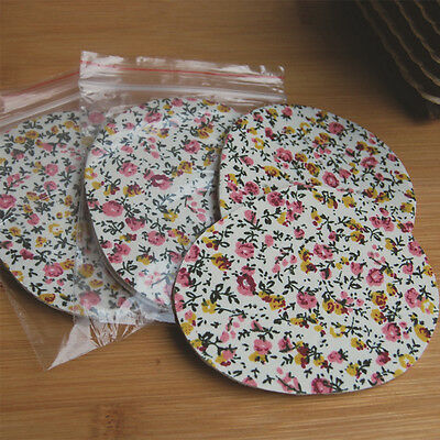 Forefoot Metatarsal Pain Relief Cushion Ball of Foot Pads Small floral pattern