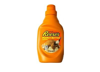 Reese`s Peanut Butter Topping (198g)