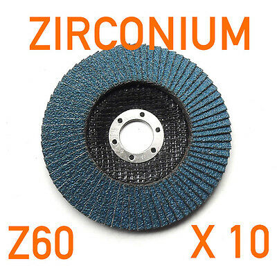 X 10 Lot 125mm (12.7cm)
