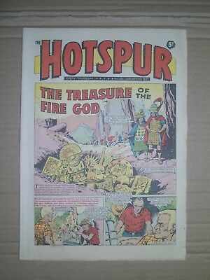 Hotspur issue 482 dated January 11 1968