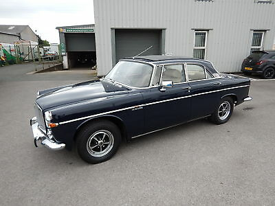 1969 ROVER P5b Coupe 3.5 Litre V8 Automatic