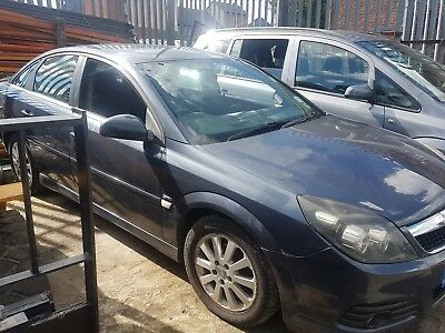 Vauxhall Vectra 1.9 CDTI 5 Door 2006 Z19DT  Breaking Wheel Nut z168 colour code