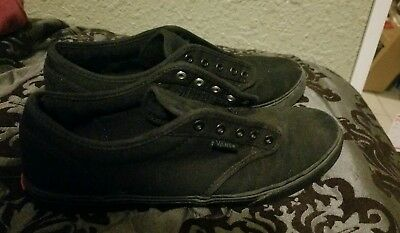 VANS Shoes Youth Size 7.5 womens Sneaker..