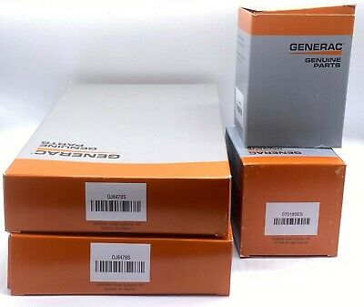 Generac Genuine OEM 2 pack 070185ES 0J8478S Evolution 17-22kw HSB