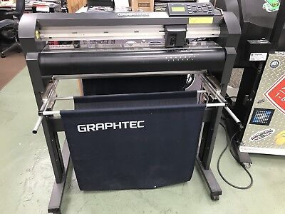 """Graphtec FC8000-60 24"""" Wide Plotter with Stand"""
