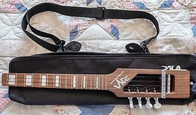 Risa solid tenor ukulele with case and strap