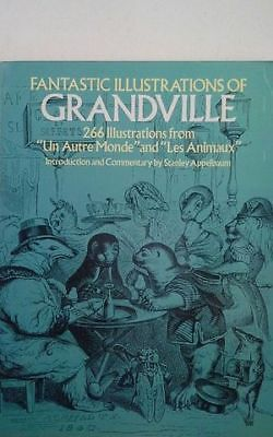 Fantastic Ilustration Of Grandville 266 Illustrations From ´un Autre Monde´ And