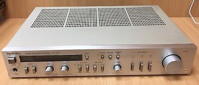 Pre-Owned • Technics SU-Z22 Stereo Integrated Amplifier