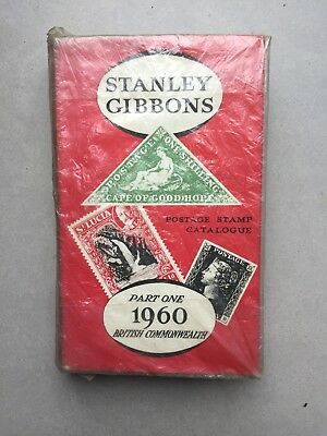 Stanley Gibbons Stamp Catalogue 1960 Part One