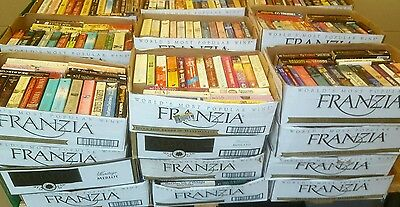 Lot of 500 Books  Romance paperwork novels   must pick up in MontCo PA