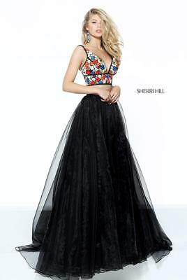 Sherri Hill Style 50948, Prom, Pageant, Sweet 16, Evening Gown,Two Piece