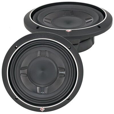 ROCKFORD FOSGATE P3SD2-12 P3 Punch Shallow mount 12-Inch DVC