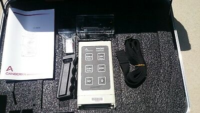 NRC Canberra ADM 300A Survey Metre Radiological Assessment Kit + Accessories