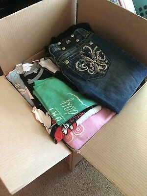VS Pink Hollister Miss Me Nike - Womens/Juniors Size XSMALL - Lot Of 76 Items!