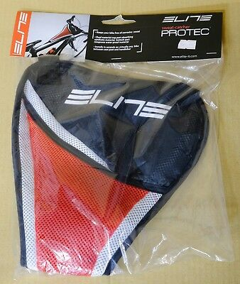 Elite Protec Sweat Catcher, Bicycle Protector For Indoor Training, New.