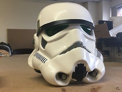 ANH Stormtrooper ABS Hero Helmet Kit