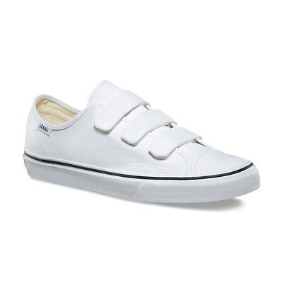1e023308d5 Vans 3 Straps Style 23 V Canvas True White Mens Womens Shoes Sneakers All  Sizes