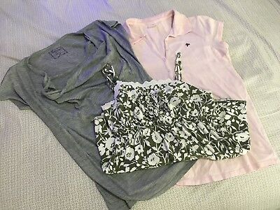 Lot Of 3 Nursing Shirts - Motherhood Nursingwear