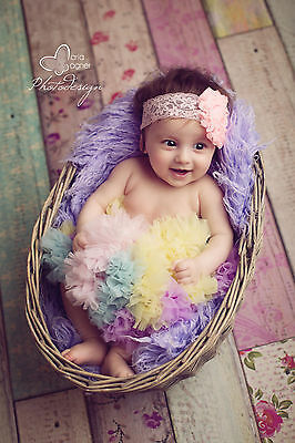 PRINCESS-DREAMS Baby Tutu Rock MULTICOLOUR toll <3 0-12 Months Photo shooting