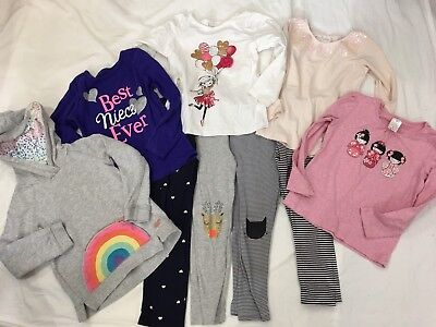 Size 4 Girls Bundle Including Cotton On
