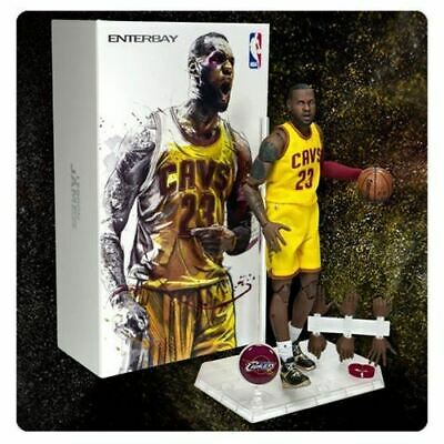 NBA Collection LeBron James Motion Masterpiece 1 9 Scale Action Figure 7b34c1f67
