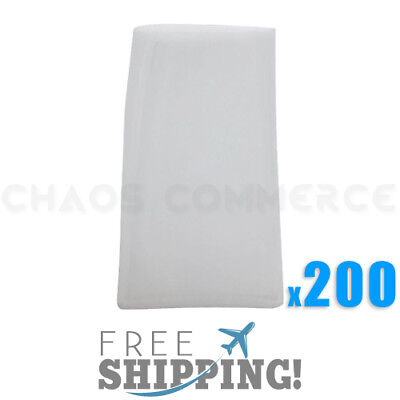 "45 Micron Rosin Press Filter Bags Rosin Screen Bag Filter - 3"" x 5"" - 200 Pack L"