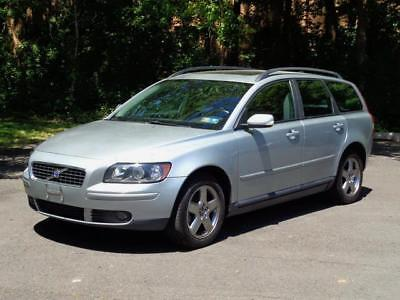 V50 Station Wagon 2.5L Turbo AWD 4WD Auto w/Sunroof NO RESERVE