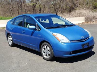 2007 Toyota Prius HYBRID 2ND-OWNER! CLEAN CARFAX! NO ACCIDENTS! NO RESERVE XENON LIGHTS BACKUP CAM BLUETOOTH SMART KEY KEYLESS ENTRY HOME LINKS