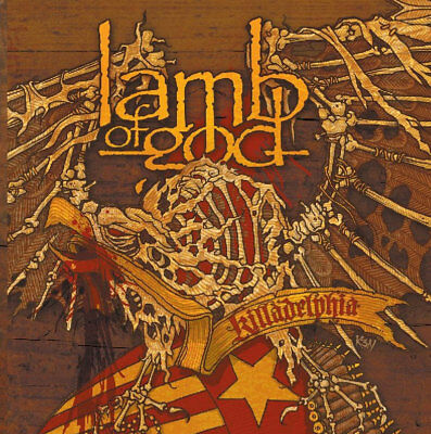 Lamb of God - Killadelphia CD #78432