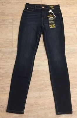 NEW Jordache High-Rise Super Skinny Jeans/Jegging Luxe Touch Sz. 6 NWT