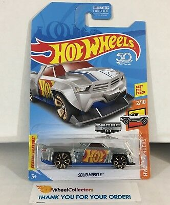 Solid Muscle * Zamac * 2018 Hot Wheels 50th * P1