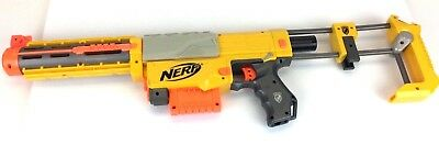 NERF Recon CS-6 Gun Rapid Fire Rifle N-Strike Blaster W/Shoulder Stock Toy Dart
