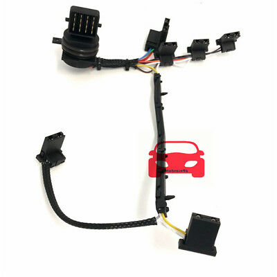 internal wiring harness w connector 95 up 4r44e 4r55e 5r55e ford rh picclick com Transmission Wiring Harness for 1998 GMC Transmission Wiring Harness Diagram