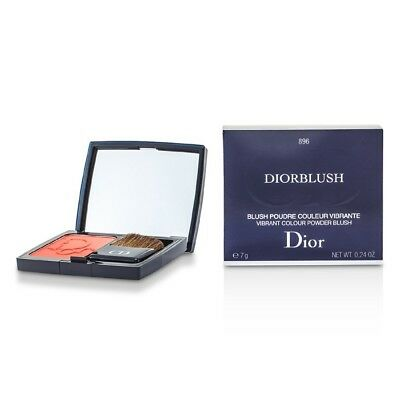 Christian Dior DiorBlush Vibrant Colour Powder Blush (# 896 Redissimo) 7g/0.24oz