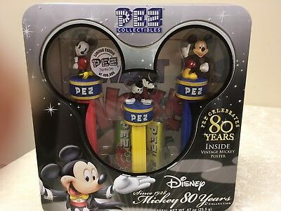 Limited Edition Pez Collectibles Disney
