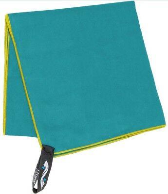 Packtowl - Personal Handtuch agave 42 x 92cm (Hand) Outdoor Reise Camping