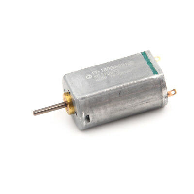 FF-180PH-22100 DC 6V~12V 19500RPM High Speed DC Motor DIY Parts 9H