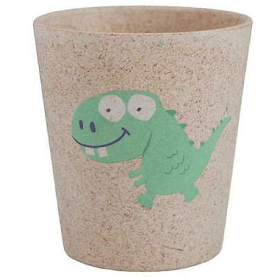 Rinse Cup Biodegradable Dino 1 Count by Jack N' Jill