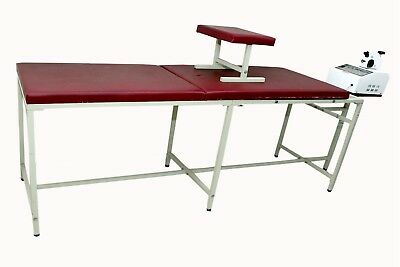 Good Best Quality Traction Therapy Table 2 section use for Physiotherapy medical