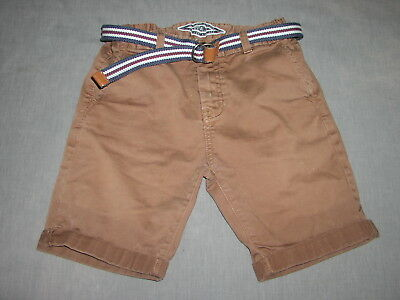 Boys Size 10 Indie Shorts With Belt