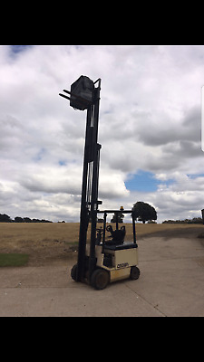 crown forklift electric 2 ton capacity Refurbished