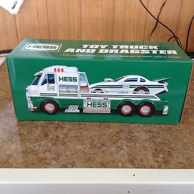 Hess 2016 Truck And Dragster Toy