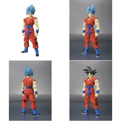 "Bandai Tamashii Nations S.H.Figuarts God Super Saiyan Son Goku ""Dragon Ball Z:"