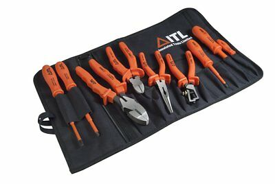 Electricians 9 pcs basic Kit with Roll