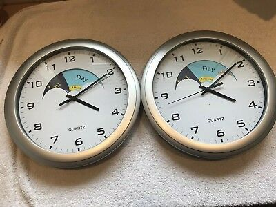 Dementia Day And Night Clock For Demtia And Alzeimers