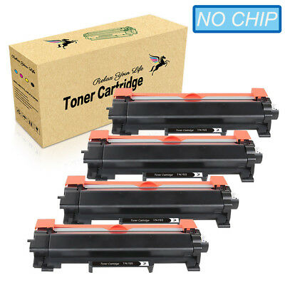4 TN760 TN730 DIY Toner NO CHIP For Brother DCP-L2550DW MFC-L2730DW HL-L2370DWXL