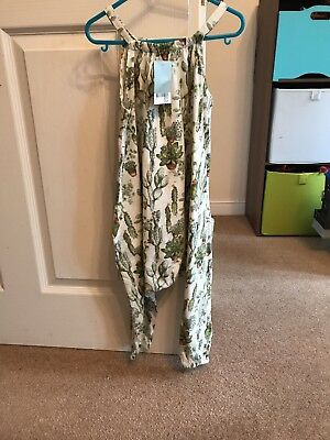 Girls Next Jumpsuit Age 3-4 Years Brand New